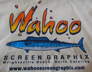 Picture gallery of screen printed products